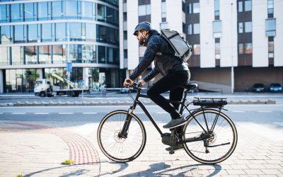 Najhitreje s kolesom