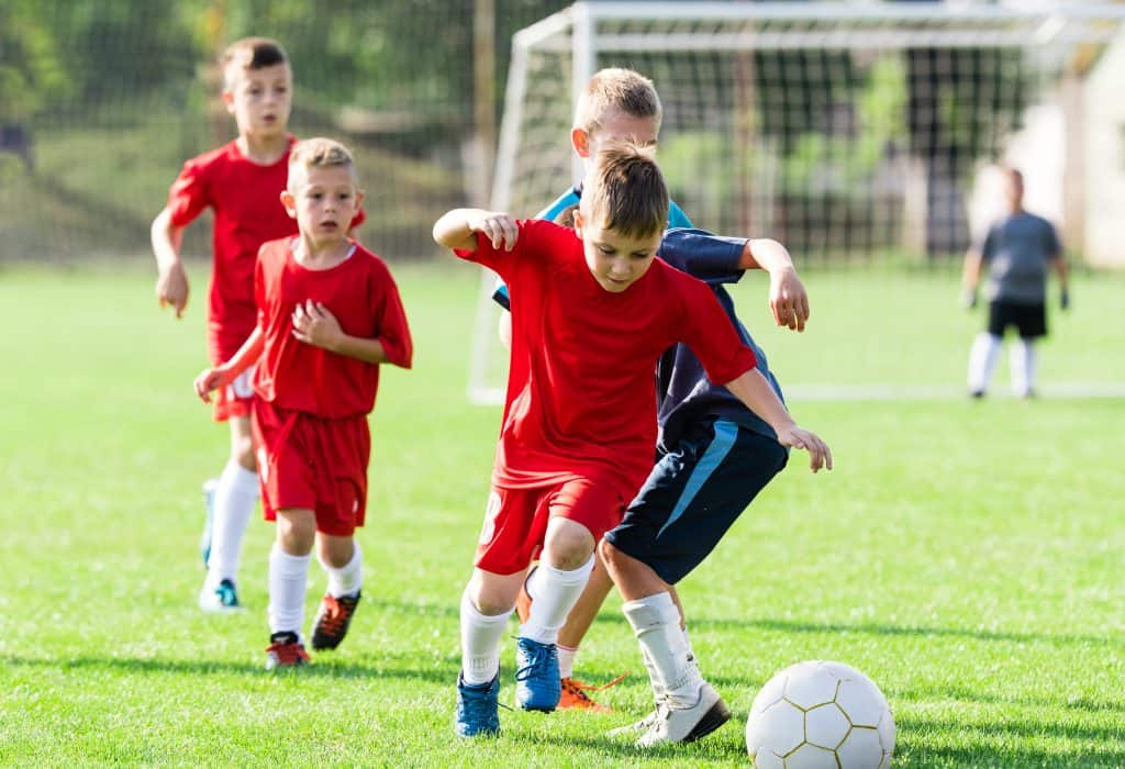Otrok športnik